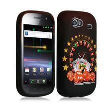 Housse étui coque en gel pour Samsung Google Nexus S i9020 i9023 avec motif