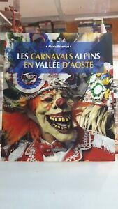 [NC] LES CARNAVALS ALPINS EN VALLEE D'AOSTEALEXIS BETEMPSLE CHATEAU2018FRA1