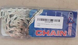 FSC F410 1-speed 1.2in x 1.8inch bike 104L chain