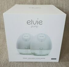 Elvie Pump EP01 Double Silent Wearable Bluetooth Electric Breast Pump NEW SEALED