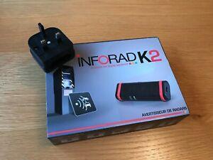 iNFORAD K2 - GPS Speed Camera Warning System