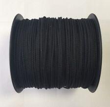 Drachenschnur Takelgarn PES 100 Meter 1mm (0,06€/m) schwarz