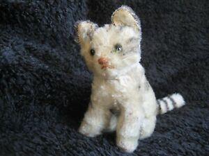 Rare 1949/78 German Steiff Cat ! Susi !