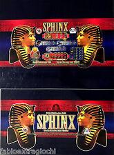 Serigrafia completa Slot Machine comma 6 Sphinx