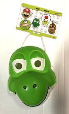 Nintendo Super Mario vintage 1998 Plastic Halloween Yoshi Mask a la Carte rare
