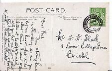 Genealogy Postcard - Family History - Slark - Lower College Green Bristol 8760