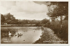 PC13488 Swanpool Near Falmouth. Valentine. RP. 1937