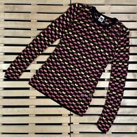 Womens Long Sleeve Jumper Missoni Size 42