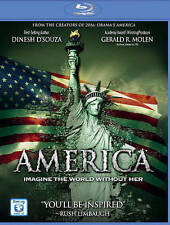 America: Imagine The World Without Her [Blu-ray + Digital HD] New*
