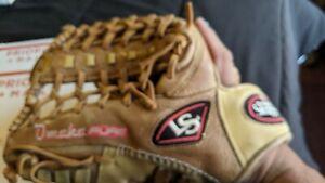 "Louisville Slugger Omaha Pure 12.75"" Baseball Glove LHT PRBN6-1275"
