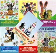Little Mole, Krtek, Complete Adventures Krtecek Czech 7 dvd ultimate collection