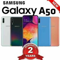 Brand New Samsung Galaxy A50 Dual SIM (2019) 64/128GB 4G LTE Android Smartphone
