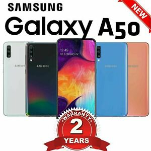 Brand New Samsung Galaxy A50 / A51  Dual SIM 64/128GB 4G LTE Android Smartphone