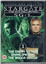 STARGATE SG-1 - THE DVD COLLECTION - DVD 1 SCI-FI