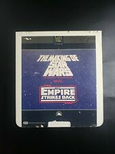 The Making Of Star Wars & The Empire Strikes Back CED Disc As Told By C-3PO