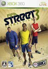 UsedGame Xbox360 FIFA Street 3 FreeShipping [Japan Import]