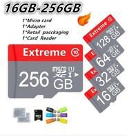 Micro SD Card 16GB 32GB 64GB 128GB 256GB Memory Card C10 Flash TF Microsd Card f