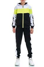 XRebel Kinder Junge Jogginganzug Sportanzug Modell W36