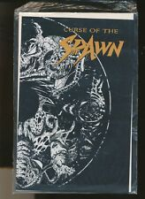 Curse of Spawn Toy Edition Black/White Variant INFINITY/Modern Graphics Top