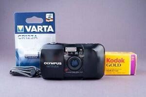 Olympus Mju I Infinity Stylus  35mm Point & Shoot Film Camera