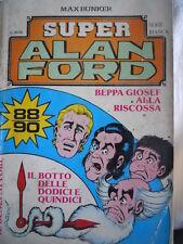 Alan Ford Super Alan Ford Serie BIANCA n°30 (nr 88-89-90)  [G308]