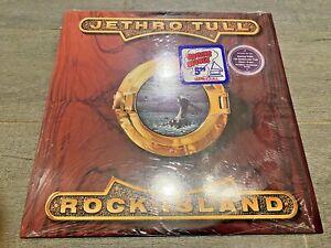 JETHRO TULL ROCK ISLAND VINYL RECORD LP STILL IN THE SHRINK WRAP NM