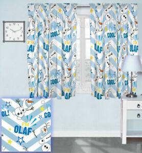 Disney Frozen Olaf Curtains