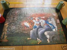 "1979 Barry Windsor Smith The Book of Samothrace poster DD23 Netherlands 23x35"""