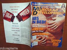 Muscular Development may 2001 rivista bodybuilder magazine testosterone maggio
