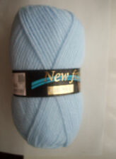Blue  New Fashion Chunky Wool  5 x 100gm balls  [ 500g  ]