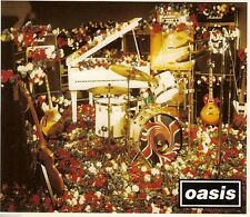 """OASIS - MAXI CD 4 TITRES """"DON'T LOOK BACK IN ANGER"""""""