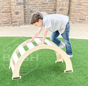Montessori Climber – Arch for Toddler – Bridge – Climbing Arch – Montessori Wood