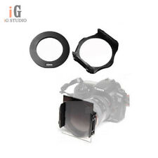 62mm Lens Ring Adapter + Colour Square Filter Holder for Camera Cokin P seriess