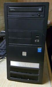 Desktop PC TAROX Business, G3220, 8GB, 500GB HDD, Intel HD Graphics, USB3, Win10