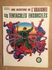 UNE AVENTURE DE L'ARAIGNEE - T13 : Les tentacules ensorcelés