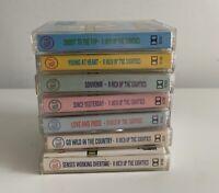 Kick Up The 80s Cassette Tape Bundle X 7 Compilations Job Lot