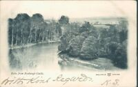 Kelso from Roxburgh castle 1903 reliable series