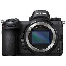 Nikon Z 7 Mirrorless Digital Camera Body Japan Ver. New