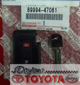 NEW OEM FACTORY TOYOTA PRIUS 2004 - 2009 SMART KEY ENTRY REMOTE 89994-47061