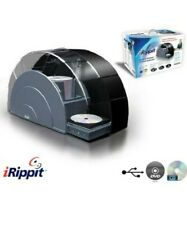 iRippit Cd/Dvd Duplicator Complete Publishing System + ALL CABLES & SOFTWARE