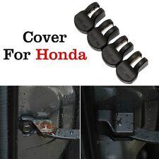 4 Pcs  Car Door Check Arm Protective Cover Case Pad Guard Protector For Honda