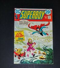 Superboy Bronze Age DC Collection 191 195 196 *197 *198 VF+ 44 Year Old Issues