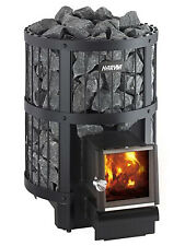 Sauna Woodburning Stove Harvia Legend 150 SL for rooms  6–13 m3, Heated Outside