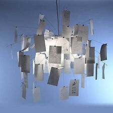 """Dia 47.24"""" Ingo Zettel'z 5 Paper Zettel Ceiling Light Pendant Lamp Chandelier"""