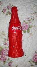 Whistle rattle Coca Cola bottle 2014 Brasil Fifa Worldcup Copa mundial