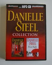 Danielle Steel - Collection: 44 Charles Street & First Sight - 2xMP3CD - Audio