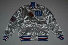 Mitchell & Ness Championship Game Satin Jacket NEW YORK GIANTS NFL ALL SIZES NEW
