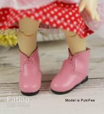 Fatiao - New Lati Yellow Pukifee Blythe BJD Doll Shoes - Pink