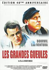 DVD Les grandes gueules Bourvil édition 40ème anniversaire