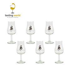 6 Stück SIGNATORY Whisky Nosing-Tasting-Glas Gläser